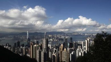 Photo of Hong Kong home prices fall for second straight month in January