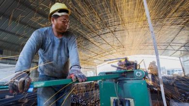 Photo of Thai January factory output falls 4.6% year-on-year, down for ninth month