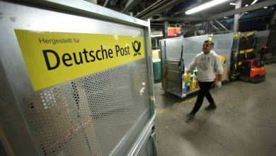 Photo of Deutsche Post says coronavirus hit earnings by 60-70 million euros this month