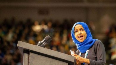 Photo of Ultra Liberal Dem Ilham Omar Making Her Husband's Firm Rich – through her office