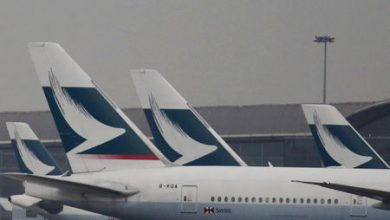 Photo of Airline Shares Plunge; Cathay Pacific to Close Vancouver Cabin Crew Base