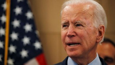 Photo of Biden says his U.S. presidential campaign has raised about $22 million in five days