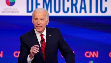 Photo of Biden projected to win Washington state's Democratic presidential primary