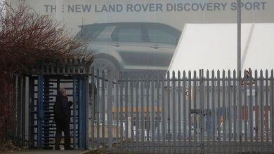 Photo of Jaguar plans to keep making cars at UK plants until at least end of week
