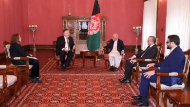 Photo of Pompeo strives to salvage stalled Afghanistan peace effort