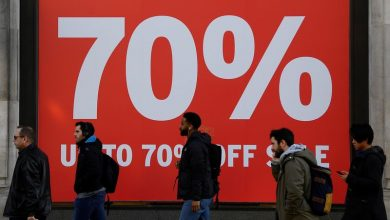 Photo of UK retailers fear biggest fall in sales since 2009: CBI