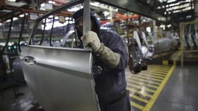 Photo of U.S. Factory Output Fell in March by the Most Since 1946