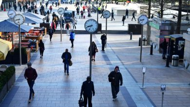 Photo of UK employment growth slowed in March as COVID began to hit: ONS
