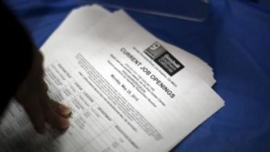 Photo of U.S. Initial Jobless Claims Total 3.8 Million in Latest Week