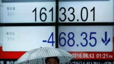Photo of Asian Stocks Mixed as COVID-19 Economic Woes Continue to Bite