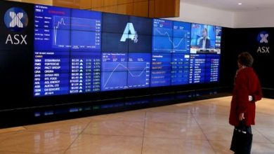 Photo of Australia stocks lower at close of trade; S&P/ASX 200 down 2.46%