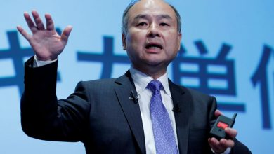 Photo of SoftBank CEO Son says will supply 300 million masks per month to Japan