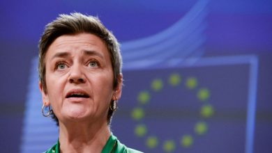 Photo of EU's Vestager says EU nations should buy stakes to block Chinese takeovers: FT