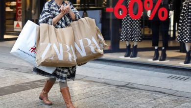 Photo of French retail sales plunged 24% in March: central bank