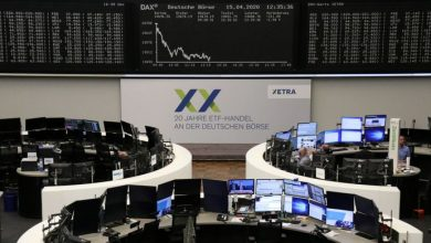 Photo of European shares bounce as airlines pitch recovery
