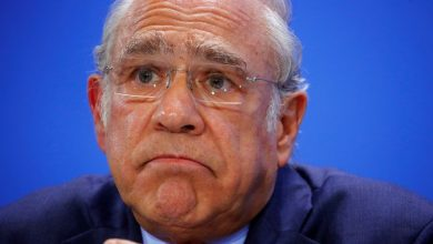 Photo of OECD's Gurria says global economy probably in contraction