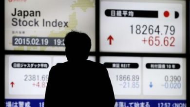 Photo of Japan stocks higher at close of trade; Nikkei 225 up 1.05%