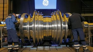 Photo of General Electric Stock Falls 3%