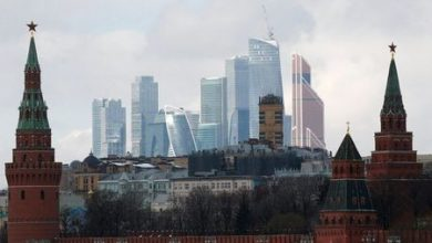 Photo of Russian services sector activity dives to record low in April: PMI