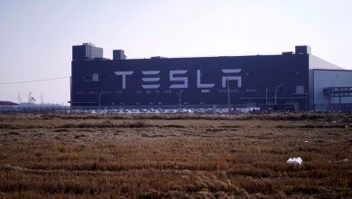 Photo of Tesla starts building Long Range Model 3 cars at China plant