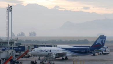 Photo of LATAM Airlines to lay off 1,400 as coronavirus impact hurts region's carriers