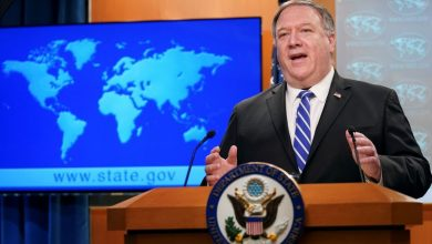 Photo of White House says Trump fired State Dept. watchdog at Pompeo's request