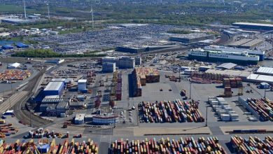 Photo of German export hopes recover somewhat in May after 'catastrophic' April