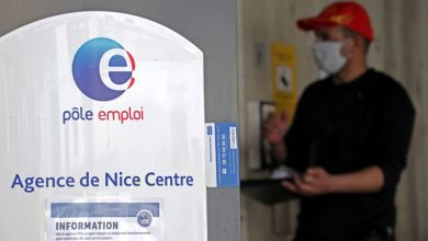 Photo of French jobless total surged 22.6% in April to record high