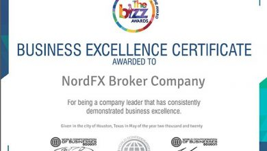 Photo of WORLDCOB Presents NordFX with Business Excellence Award