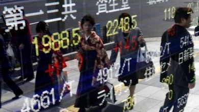 Photo of Asian Stocks Up on Recovery Optimism But Tempered by Rising U.S.-China Tensions