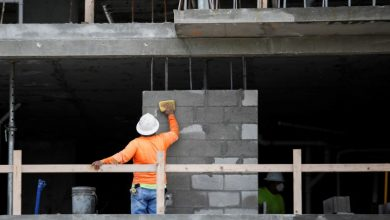 Photo of Construction spending falls less than expected