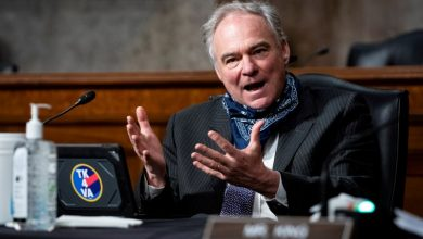 Photo of U.S. senator wants defense bill to ban use of military against peaceful protests