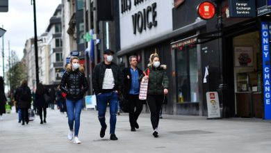Photo of UK consumer confidence touches new decade low as COVID hits economy: GfK
