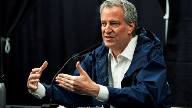 Photo of New York City mayor ends 8 p.m. curfew a day early