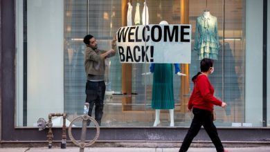 Photo of Canada adds 208,400 jobs in May after April plunge: ADP