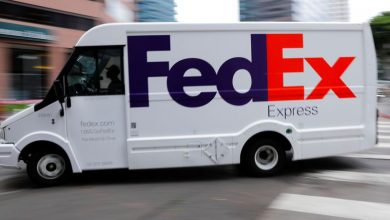 Photo of FedEx to record about $370 million in charges in fourth quarter