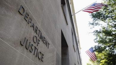 Photo of U.S. Justice Dept. employees to testify about political meddling, House panel says