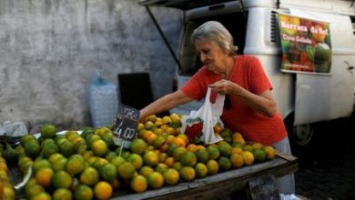 Photo of Brazil May consumer prices fall at fastest rate since 1998: IBGE