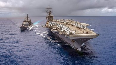 Photo of US Navy Ramps Up Drills in South China Sea & Democrat Run Cities Continue to Look Like Warzones