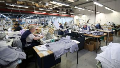 Photo of UK manufacturing steadies in June after historic slide: PMI