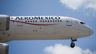Photo of Aeromexico shares rise for second day despite missed debt payment