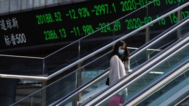 Photo of Asia's equity valuations hit 10-1/2-year high in June