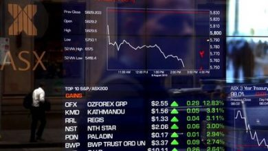 Photo of Australia stocks lower at close of trade; S&P/ASX 200 down 0.69%