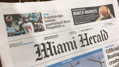 Photo of Hedge fund Chatham's bid wins auction for Miami Herald publisher McClatchy