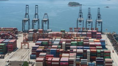 Photo of China's first-half exports to U.S. down 8.1% year-on-year, imports fall 1.5%