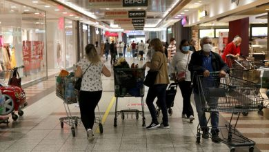 Photo of German economy shrinks by record 10.1% in second quarter