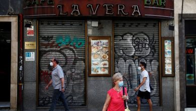 Photo of Spain enters steep recession, wiping out six years of growth