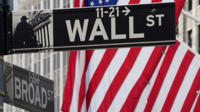 Photo of Wall Street futures ease following Nasdaq's record close; business surveys on deck