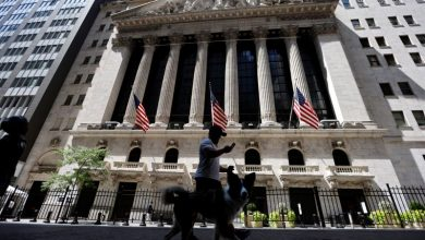 Photo of Wall Street futures flat as investors weigh grim data, await Fed's next steps