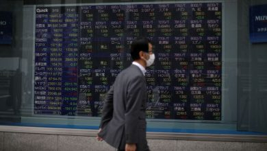 Photo of Asia shares set to rise after U.S. equities hit new record in tech spike